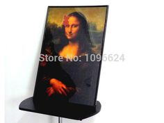 (108.29$)  Watch now - http://aiy90.worlditems.win/all/product.php?id=1855728406 - Mona Lisa Smile Puzzle Photo Frame/Deluxe Magic Puzzle Trick,Magic Tricks,Card magic,props Comedy,Mentalism