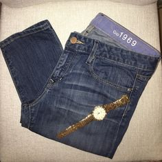 Gap Always Skinny Jeans Brand new never worn!! Too big on me!!  My loss, your gain.  Perfect condition.  GAP Pants Skinny