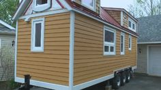 A Cape Breton couple is building an eco-friendly home, on a small scale. The house, which the couple has named 'Tiny', is an eco-friendly abode and at just 175 square feet, it is one-tenth the size of a typical suburban home. Click on the link to learn more http://atlantic.ctvnews.ca/tiny-home-proves-good-things-come-in-small-packages-1.2401460