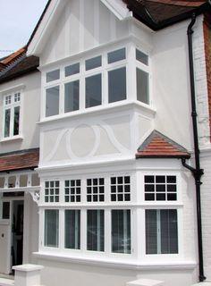 Grey exterior paint colors exterior paint colors for front doors a get grey exterior paint colour Exterior Gray Paint, Exterior Paint Colors For House, Exterior Colors, Tudor House Exterior, Modern Farmhouse Exterior, Edwardian Haus, Fresco, Rendered Houses, Home Exterior Makeover