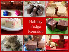 Here's a fudge roundup to satisfy fudge lovers everywhere!