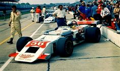When I was growing up, Jim Hurtubise would still come to Indy, every year, with a front-engine car.  Never fast enough to make the race, it was still a unique site that many racing fans, myself included, loved.