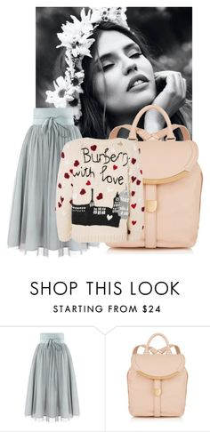 """""""1"""" by belle-papillon ❤ liked on Polyvore featuring See by Chloé"""