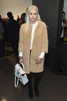 Rachel Zoe Fall 2015 Presentation - Celebrity Fashion Trends