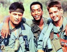 """I barely remember """"Tour of Duty"""" but I know I enjoyed it, thought that some of the characters were handsome, and LOVED its use of """"Paint it, Black"""" for a theme song (I still associate that song with this show!)."""