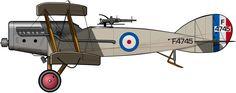 Bristol Fighter en Iraq, 1922