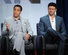 FOX summer TCA panel, August Showrunner J. Wyman confirmed what was suspected in Vancouver. The pilot that people have seen in screeners and at San Diego Comic-Con will not be the same a… Michael Ealy, Karl Urban, San Diego Comic Con, Nice To Meet, New Series, Great Books, Favorite Tv Shows, Vancouver, Beautiful Men