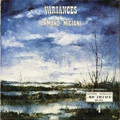 Armand Migiano & Renaldo Cerri - Variances (1975)