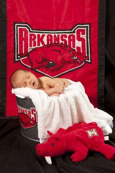 For future, future reference. Newborn Pictures, Baby Pictures, Baby Photos, Baby On The Way, Baby Love, Razorback Baby, Arkansas Razorbacks, Bitty Baby, Baby Deer