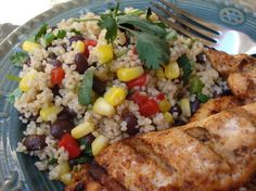 Black Bean And Couscous Salad Recipe - Food.com