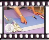 Decorating a dolls' house - video by The Dolls House Emporium