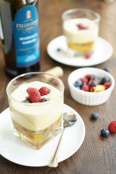 Сабайон - классический итальянский десерт, пошаговый фото рецепт, состав, приготовление
