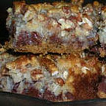 Hello Dolly Bars - Hello Dolly! This favorite layered cookie bar couldn't be easier or yummier!