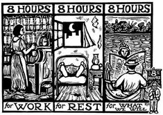 The origins of May Day: When workers went on strike at a factory in Chicago on May 3, 1886, police fired into the crowd, killing 4. The workers rallied the next day in Haymarket Square in protest. Then 180 police officers ordered the crowd to disperse. Someone threw a bomb, killing 1 officer. The police fired into the crowd, killing 1. Despite evidence, 8 unionists were charged & sentenced to death. Over time, May Day became a day for organizing & unifying the intern. struggle of workers.