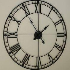 skeleton wall clock - Google Search