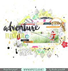 Adventure | Christin Grønnslett