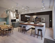 Kitchen Architecture - Home - Kitchen Architecture\'s bulthaup showroom in Cheshire