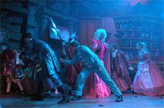 Harlow Playhouse. Cinderella Design - Malvern Hostick Copyright ©. Smantha Churchill. Sophie Barker. Melissa Guest. Paul Turner. Martyn Odell. Joanne Goddard.