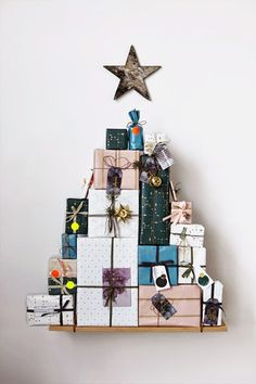 Float On - We're Loving These Christmas Tree Alternatives - Photos