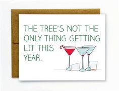 44 Funny DIY Christmas Cards for Holiday Joy Funny Holiday Cards, Unique Christmas Cards, Funny Cards, Christmas Greeting Cards, Christmas Design, Family Christmas, Christmas Ecards, Homemade Christmas, Christmas Diy
