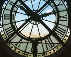Musée d'Orsay / Paris, France Photo by Celia Persechino // Simply Paris: With 6 Simple Tips at happiestwhenexploring . Paris Travel Tips, Cool Clocks, France Photos, Rare Pictures, Fair Grounds, Explore, Visual Arts, Paris France, Simple