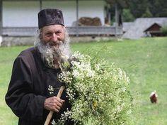 An Orthodox monk :)