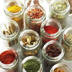 Whether you're making an emergency substitution or simply experimenting with new flavors, follow our spice substitute suggestions. As a general rule, start with half the amount the recipe calls for (unless directed otherwise)