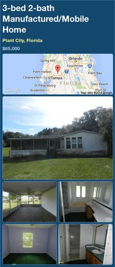 4 bedroom mobile home for rent plant city