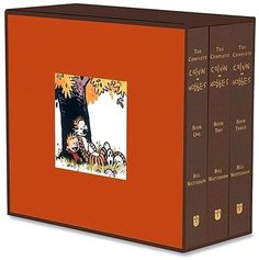 The Complete Calvin & Hobbes ( 3 Volume Set ) ( English ) @ Rs 3999