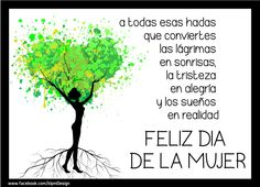 Dia internacional de la mujer 8th Of March, Happy Day, 1, In This Moment, Movie Posters, Cards, Ideas, Truths, Party