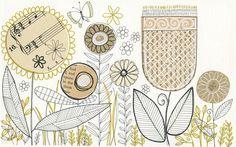 susan black design: daily sketchbook day 20