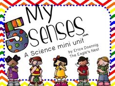 "There's going to be some ""sense""tional learning going on!  A great companion to your 5 Senses unit, this pack includes a pocket chart sort, a coordinating emergent reader and 2 options for students to record their learning.  Place these items in your Science center or literacy work stations or use them whole group to support your instruction."