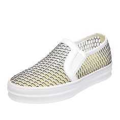 HooH Women's Mesh Loafers Flat Sandals 722 * To view further for this item, visit the image link.