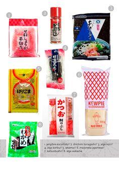 ingredientes japoneses