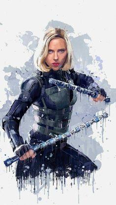 Black Widow~Natasha Romanoff