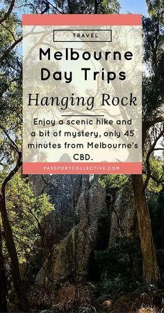 Hanging Rock   Melbourne Day Trip   Melbourne Trip   Victoria Day Trip #melbourne #australia #melbournedaytrip