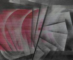 "Saatchi Art Artist Alex Einbinder; Painting, ""RKTCD002 / Untitled explorations #003 (RED)"" #art"