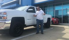 Charles, we hope you enjoy your new 2015 CHEVROLET SILVERADO.  Congratulations and best wishes from Orr Chevrolet and MEGAN CANADAY.