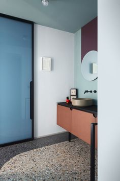 TERRAZZO FLOOR Apartamento-UDA-History / Andrea Marcante e Adelaide Testa