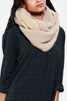 Bickley + MItchell Lined Eternity Scarf