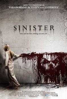 Now Watching: Sinister (2012) on Star Movies. #Horror #Mystery #Thriller  http://m.imdb.com/title/tt1922777/