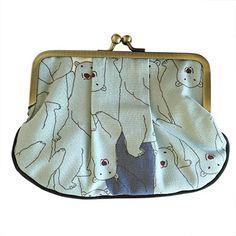 Pony Lane Light Blue Pleat Coin Purse Wallets, Pony, Light Blue, Coin Purse, Purses, Bags, Pony Horse, Handbags, Handbags