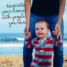 Families spend a lifetime growing and evolving together. There's no better way to celebrate the milestones from childhood to adulthood than with family photos in your home! #homesweethome #KoreyHomes #family