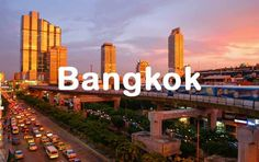 Bangkok City Images