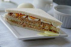 Thunfisch - Tramezzini, ein sehr leckeres Rezept aus der Kategorie Snacks und kleine Gerichte. Bewertungen: 72. Durchschnitt: Ø 4,4.