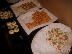 buffet greek night