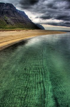 Enjoy Iceland with us.is Önundarfjörður Beach, Iceland. Places To Travel, Places To See, Travel Destinations, Places Around The World, Around The Worlds, Beautiful World, Beautiful Places, Iceland Island, Adventure Is Out There