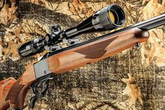 The Ruger No. 1 is a single-shot rifle that has remained relatively popular even through the explosion of the semi-automatic modern sporting rifle.
