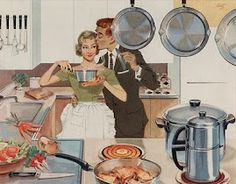 Miss Retro's Blog: How to be a 1950's Housewife