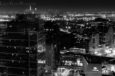 ae27468cd2 View of downtown Manhattan from Newark New Jersey at night. Lauryn Gerstle  photography Newark New